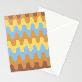 Age's colors Stationery Cards