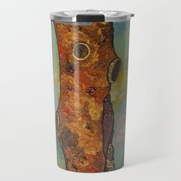 """Totem Tree (i)"" by ICA PAVON Travel Mug"