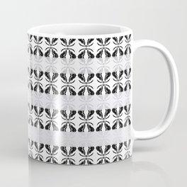 Rumex Black Ink Coffee Mug