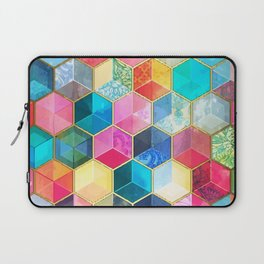 Magic cubes Laptop Sleeve