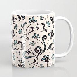 Turquoise Calmness Coffee Mug