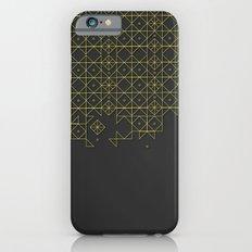 Gold&grey iPhone 6s Slim Case