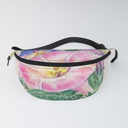 Morning Glory Seed Pack Fanny Pack