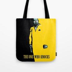 Breaking Bad Knocking Tote Bag