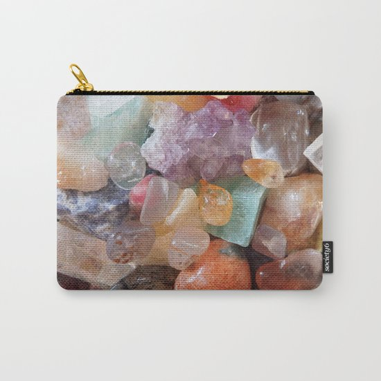 Fiery gems for you Carry-All Pouch