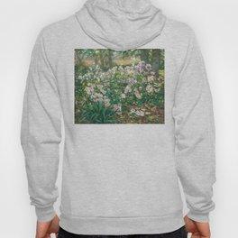 Windflowers Flowers Painting Hoody