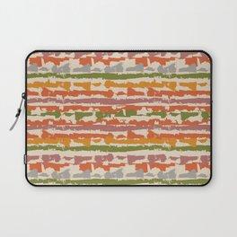 Krazy Strips - Earthtone Laptop Sleeve