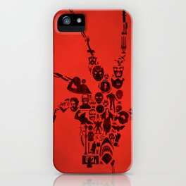 Terror iPhone Case