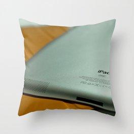 iPad 2 Throw Pillow