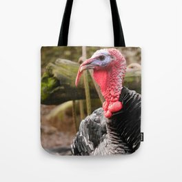 Turkeys are our friends Tote Bag