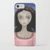 indigo iPhone & iPod Cases featuring Indigo by Yazmin Basa