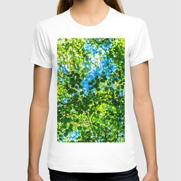 Green Leaves Of Summer T-shirt