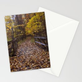 A walk for Kim Stationery Cards