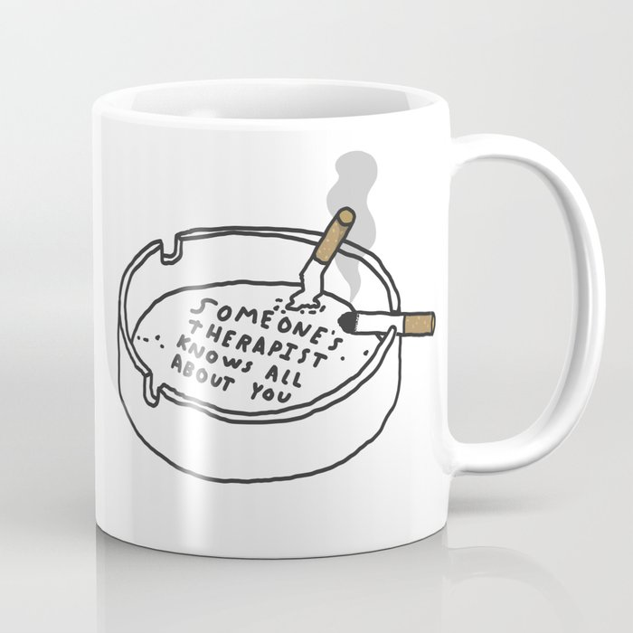 Therapy Tray Coffee Mug