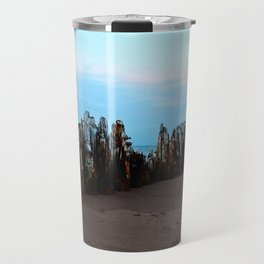 Pillars of the Past Travel Mug