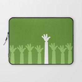 Hands Up Laptop Sleeve