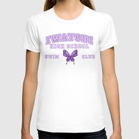 iwatobi T-shirts featuring Iwatobi - Betterfly by drawn4fans