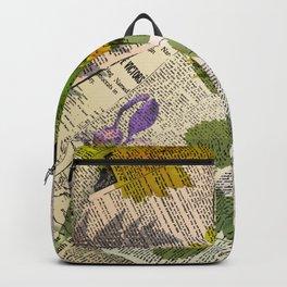 Herbarium Backpack