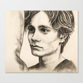 My first love Canvas Print
