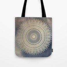 DESERT SUN MANDALA Tote Bag