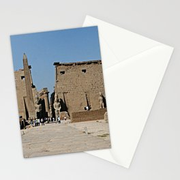 Temple of Luxor, no. 13 Stationery Cards