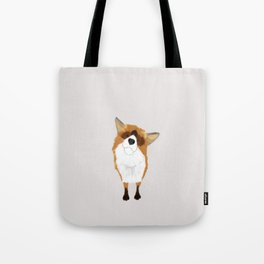 Adorable Fox Tote Bag