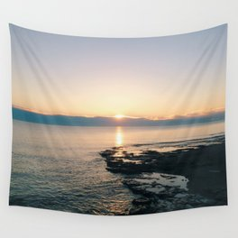 Sunrise I Wall Tapestry