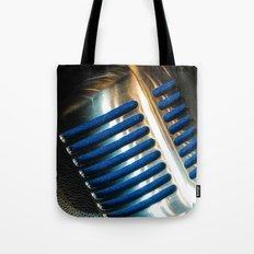 Microphone Tote Bag