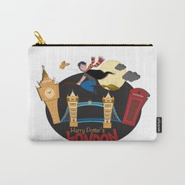 Harry Potter's London Carry-All Pouch