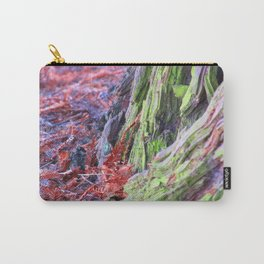 Tree Meets Ground Carry-All Pouch