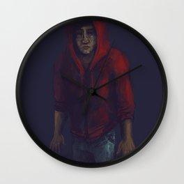 Tangata Whenua Wall Clock