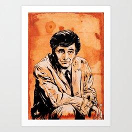 Columbo Art Print