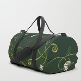 NZ Foliage Duffle Bag