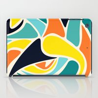 wind iPad Cases featuring Wind by Josh Franke