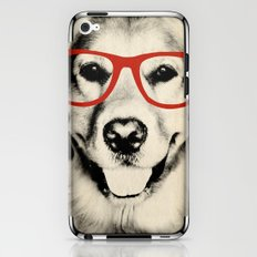 NERDY DOG iPhone & iPod Skin