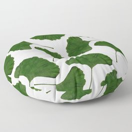 Ginkgo Leaf II Floor Pillow