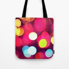 Pink Light Tote Bag