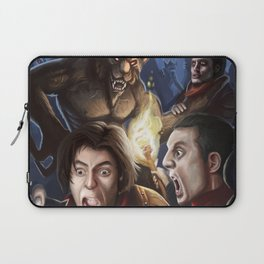 Encounter in the woods Laptop Sleeve