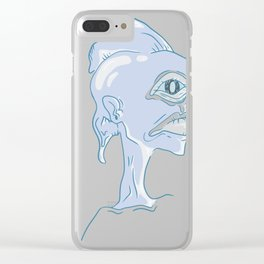 unreal. Clear iPhone Case