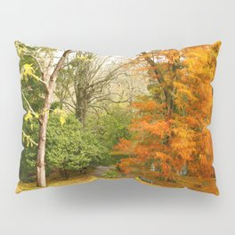 Willow in Autumn colors Pillow Sham