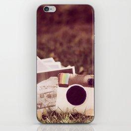 My Instagram Memories  iPhone Skin