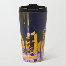 The Influencers Urban Totems Metal Travel Mug