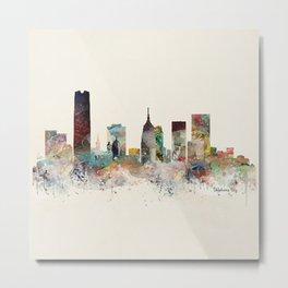 oklahoma city oklahoma Metal Print