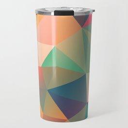 Geometric XIV Travel Mug