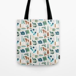 A Very Hygge Holiday Tote Bag