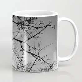 November Tree Coffee Mug