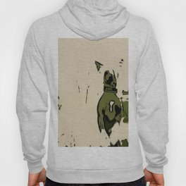 Chinese crested 3 Hoody
