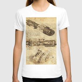 Codex: Lightsaber T-shirt