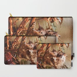 Urban Wildlife Carry-All Pouch