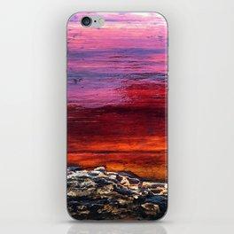 Raw - Calgary, Alberta iPhone Skin